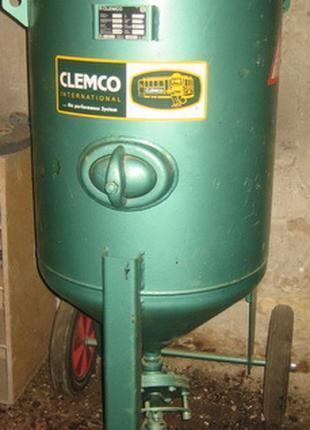 Аппарат пескоструйный Clemko