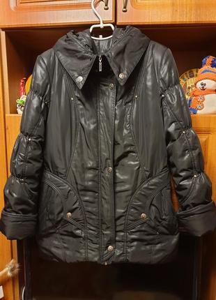 Женская куртка 52-54 размер