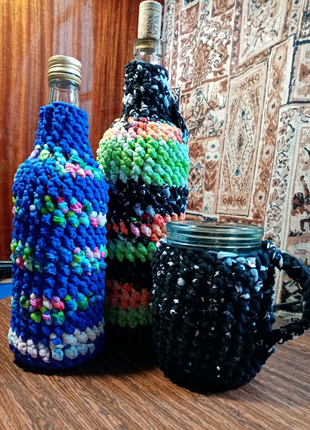 Чехол на пляшку