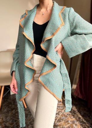 Шерстяной свитер,кардиган missoni оригинал