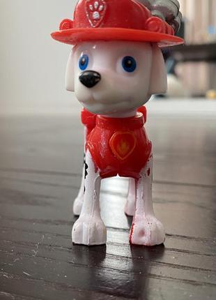 Фигурка paw patrol маршал щенячий патруль
