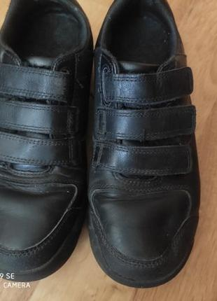 Туфли школьные на мальчика 35-36