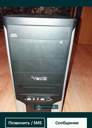 Комп'ютер 2 ядра Інтел.
