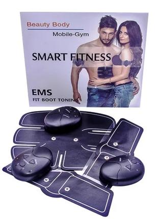 Тренажер-бабочка для мышц Beauty Body Smart