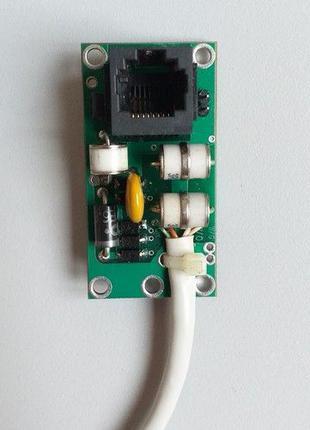 Блок защиты компьютерных сетей / грозозащита NPROT12