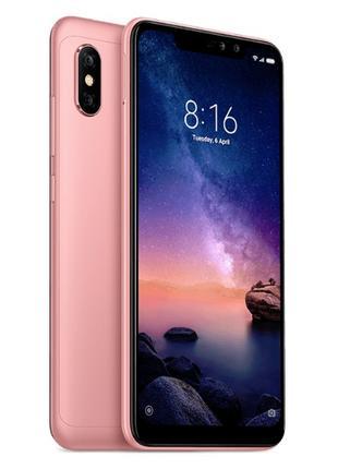 Смартфон Xiaomi Redmi Note 6 Pro 3/32GB Pink
