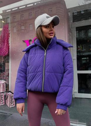 Рефлективная куртка