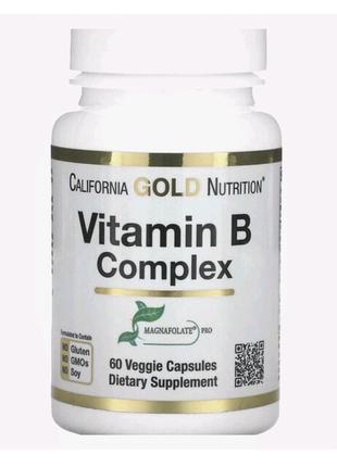 В наличии! Комплекс витаминов В