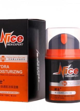 Очищающее средство для лица nice men expert hydra moisturizing...