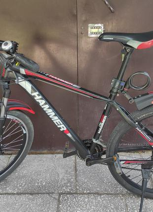 """Продам велосипед Hammer S200 26"""",состояние."""