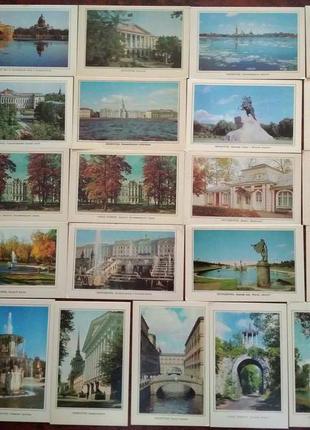 Комплект колекційних листівок 21штука
