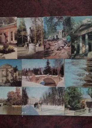 Комплект колекційних листівок