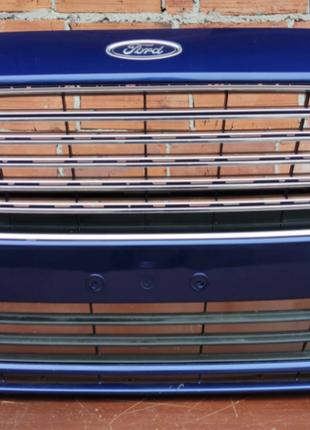 Передний бампер Ford Mondeo Mk5 Fusion Mk2 Titanium