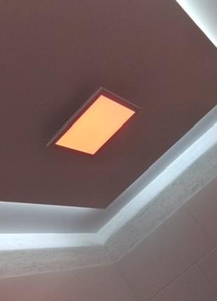 Безвоздушная покраска потолков быстро и качественно