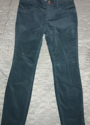 Новые брюки велюровые вельветовые штаны джинсы childrens place...