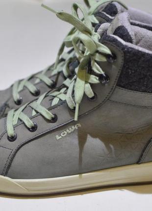 Зимние ботинки lowa tortona gtx mid ws outdoor