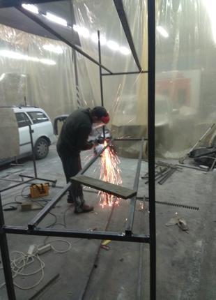 Виготовлення виробів з металу Быстро и качественно в кратчайши...