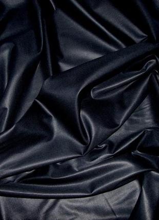 """Постельное белье cottontwill""""solid colors"""" черное"""