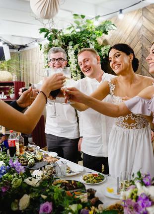 Свадебная фотосессия, съемка свадьбы
