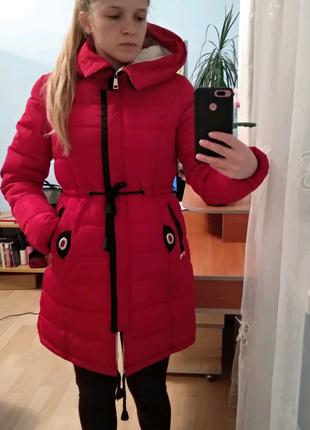 Зимняя куртка, пуховик, пальто, парка