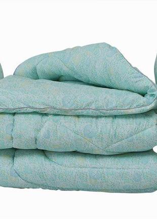 Одеяло лебяжий пух Listok евро + 2 подушки 70х70