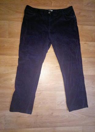 Акция !!! хлопковые микровельветовые брюки  spirit