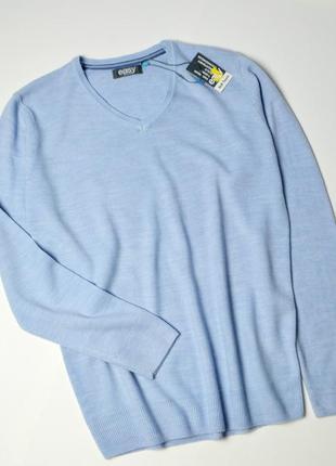 Мужской теплый свитер джемпер