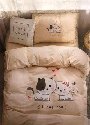 Набор детского постельного белья, детское постельное белье