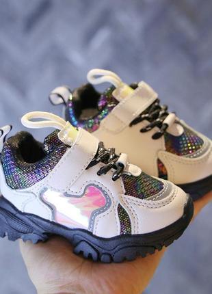 Крутые кроссовки для самых маленьких