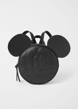 Небольшой рюкзак из искусственной кожи микки h&m