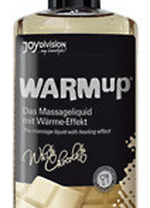 Массажное масло WARMup белый шоколад 150 мл