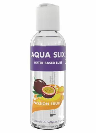 Лубрикант на водной основе Aqua Slix Water Based Lube Passion ...