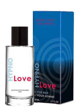 Духи с феромонами для мужчин Hypno Love for Men