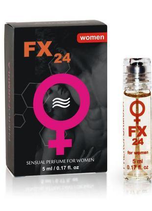 Духи с феромонами женские Aurora FX24 AROMA, for women (roll-o...