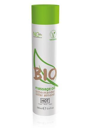 Массажное масло Hot Bio massage oil Bittermandel, 100 мл