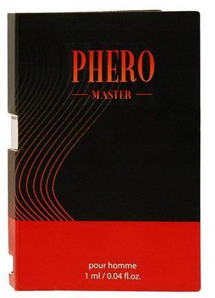 Духи с феромонами для мужчин PHERO MASTER, 1 ml