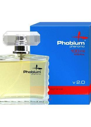 Духи с феромонами для мужчин PHOBIUM Pheromo for men v 2.0 , 1...