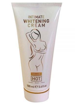 Крем для осветления кожи Intimate Whitening Cream Deluxe 100 мл