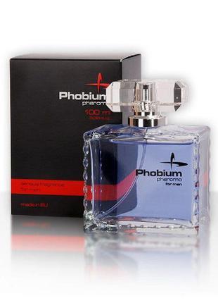 Духи с феромонами для мужчин PHOBIUM Pheromo for men, 100 ml