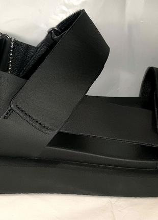 Стильные кожаные босоножки BERTONI. 40,41,42,43,44,45.