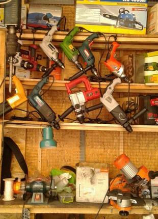 Заточка цепей для бензо и электропил, ножей, топоров, ножей дл...