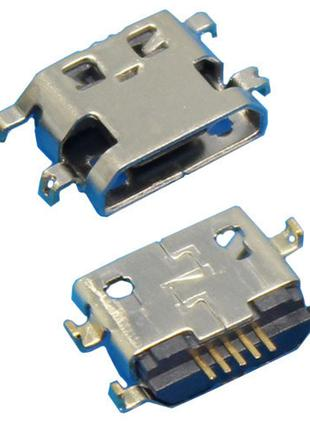 Разъем MicroUSB 5pin MC-135 Lenovo A708T S890 Huawei G7 7040N