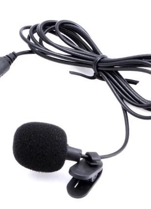 Микрофон петличный петличка Andoer EY-510A для смартфона, каме...