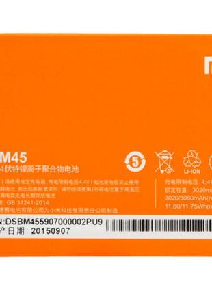 Аккумуляторная батарея для телефона Xiaomi for Redmi Note 2 (B...