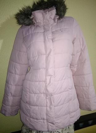 Зимняя куртка парка lindex рост 170  возраст от 14 лет