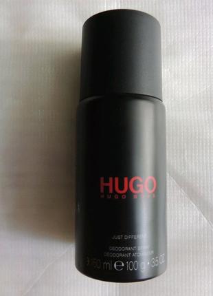 Hugo Boss Hugo Just Different дезодорант 150 ml.
