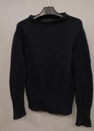 Теплый свитер zara p.l