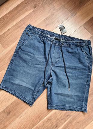 Livergy шорты джинсовые мужские батал 64 р.