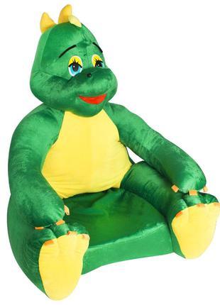 """Мягкое кресло """"Дракон"""" Милое плюшевое кресло будет хорошим под..."""