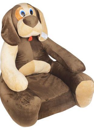 """Мягкое кресло """"Пёсик"""" Милое плюшевое кресло будет хорошим пода..."""
